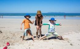 Strand Beach - Cousins