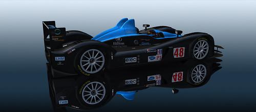 Ginetta-Zytek-09SH-Corsa-Motorsport by LeSunTzu