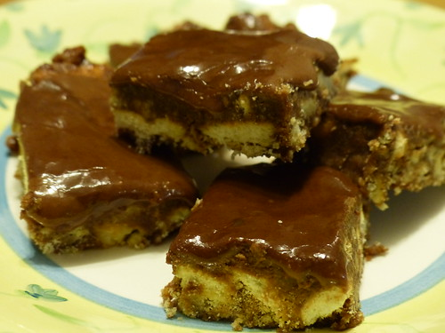 New Zealand chocolate fudge cake