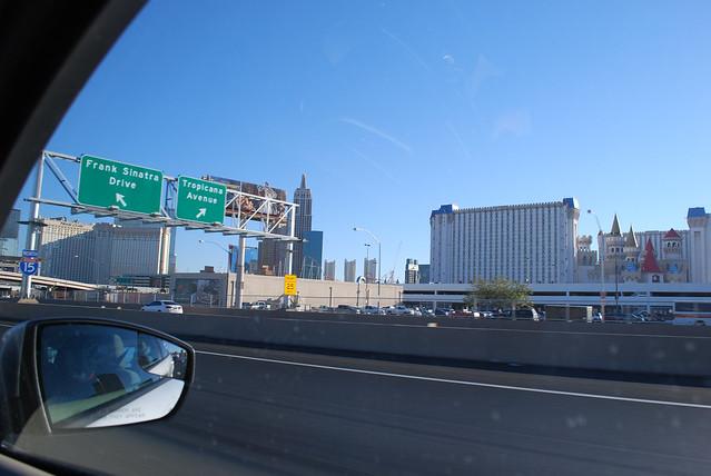 Leg 1-Las Vegas