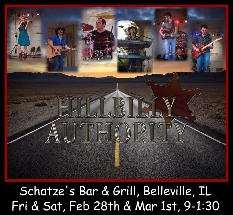 Hillbilly Authority 2-28, 3-1-14