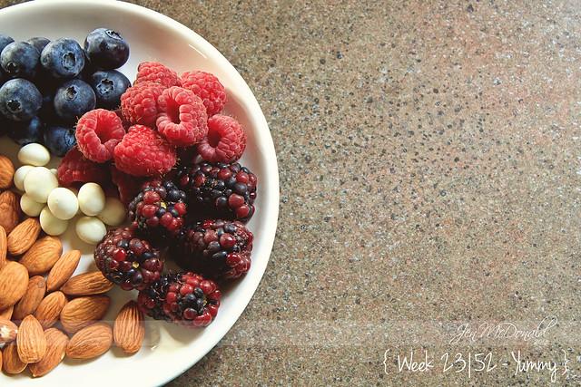 Week 23|52 - Yummy