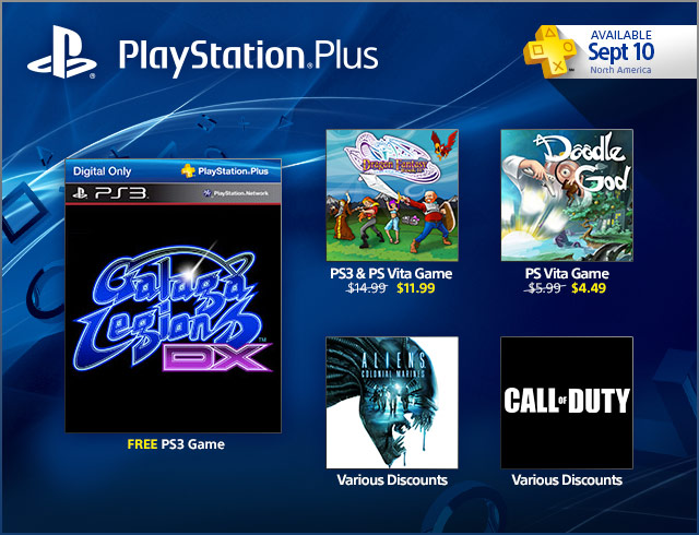 PlayStation Store Update 9-10-2013