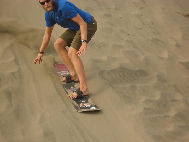 Laoag Sand Dunes