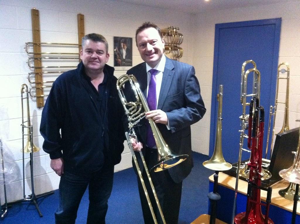 Mick Rath Trombones