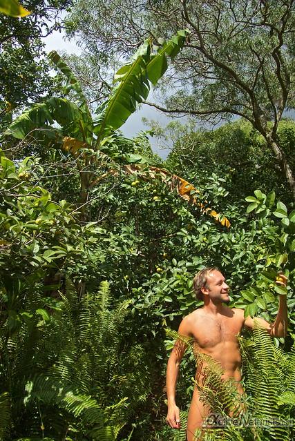 naturist  0002 Iao valley, Maui, Hawaii, USA