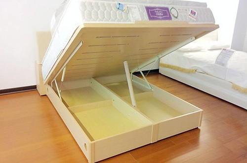 床架(床組=床底=下墊),透氣掀床下墊