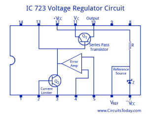 IC Applications and HDL Simulation Lab Notes: Voltage