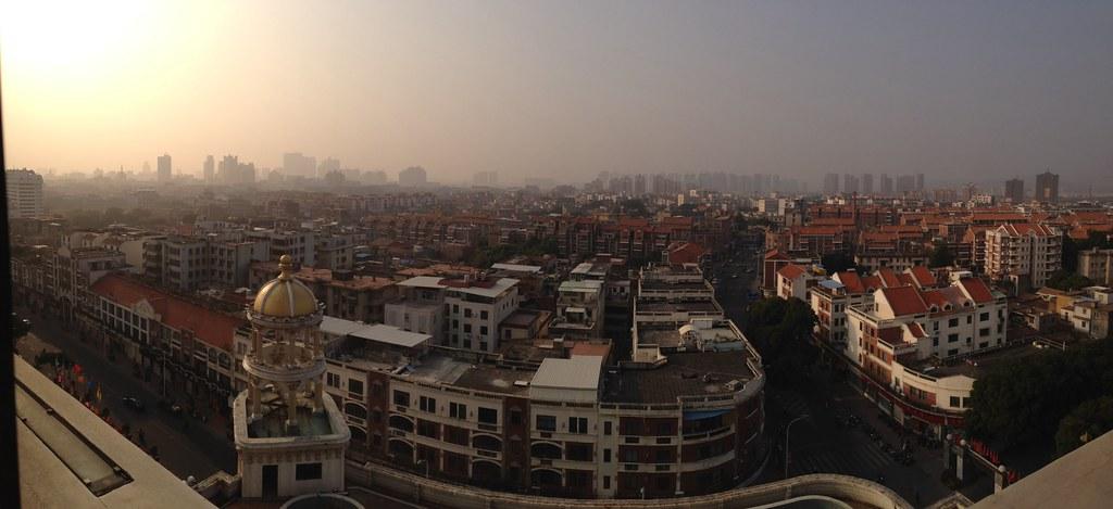 Quanzhou City Panorama