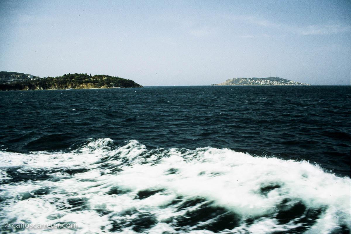 Islas Príncipe - Mar de Marmara