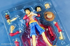 Monkey D. Luffy - P.O.P Sailing Again - Figure Review - Megahouse (5)