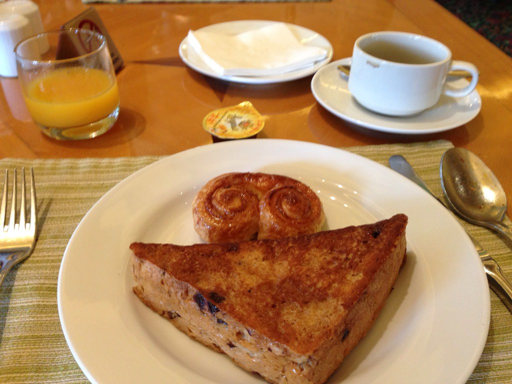 French Toast and Danish Pastry