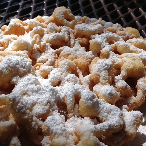 It's not Strange Folk until I have a funnel cake. :)