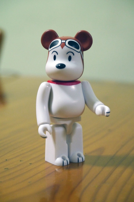 Be@rbrick S24 Snoopy 005