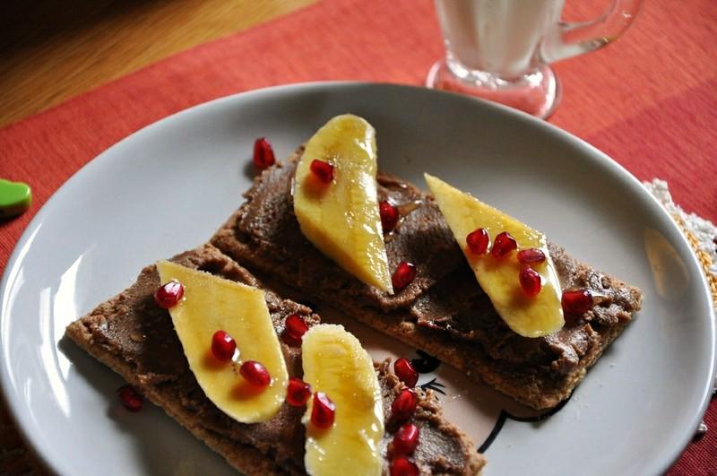 Churros Con Chocolate Peanut Butter