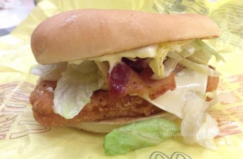 McDonald's Bacon Cheddar McChicken