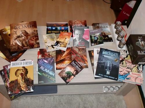 Livres Noël 2013