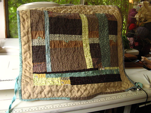 sewing machine cover!