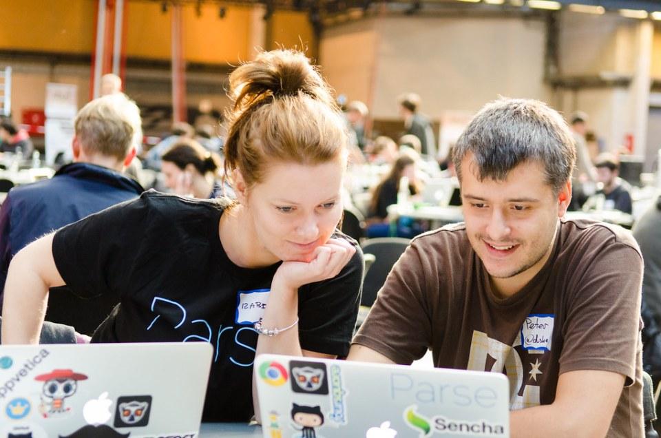 TechCrunch Disrupt Europe Hackathon