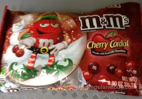 M&M's Cherry Cordial