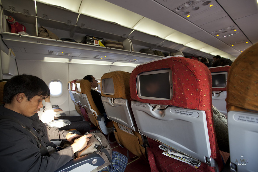 Onboard Air India
