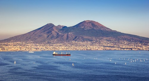 The Bay of Naples | Il Golfo di Napoli