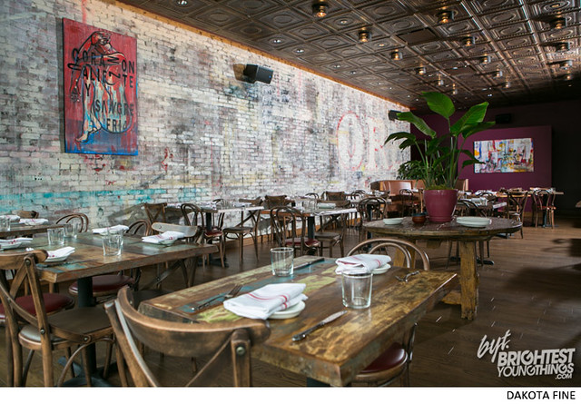 A BYT first look at Tico restaurant in Washington, D.C.