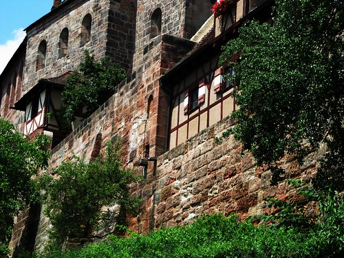 Nuremberg-Castle by Frizztext