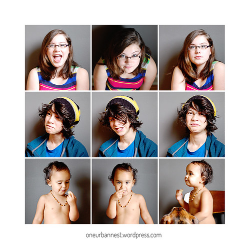 Portraits of my kids, best of the best