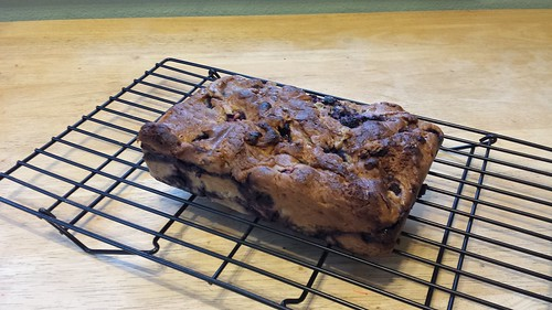 Gluten-Free Blueberry Scone Bread