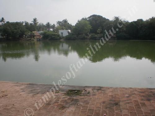 Saptha Sagara Theertham, Kalyanasundareswarar Temple Thirunallur