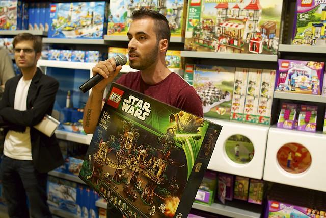 Opening Lego-store - Wijnegem
