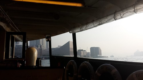 Early AM Star Ferry