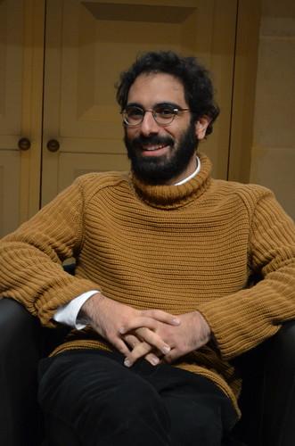 Nabil Wakim - rédacteur en chef du Monde.fr/Leila Marchand