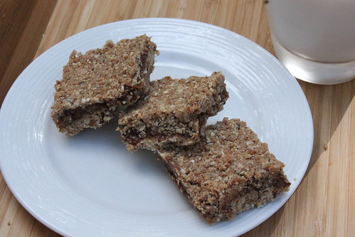 No-Bake Protein Date Bars3