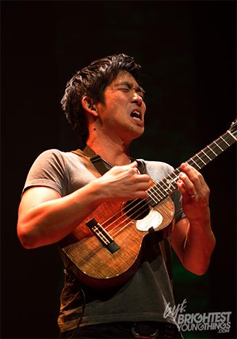 Jake Shimabukuro @ Lisner