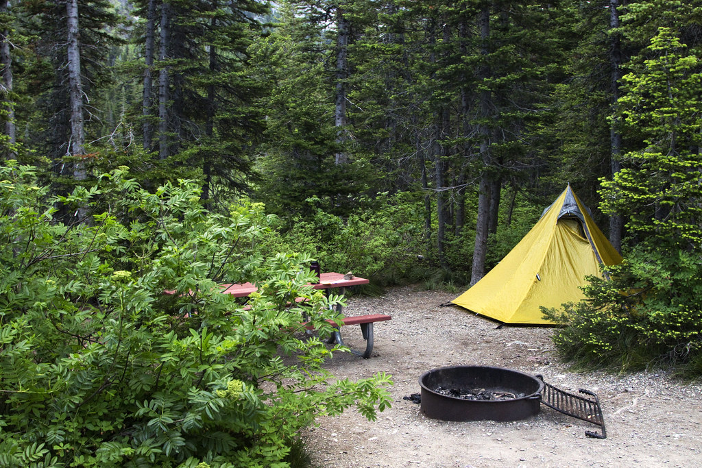 Two Medicine Campground