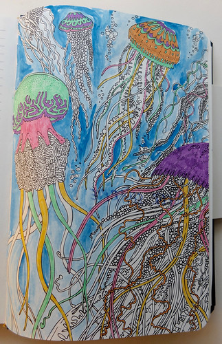 coloring notebook - 13