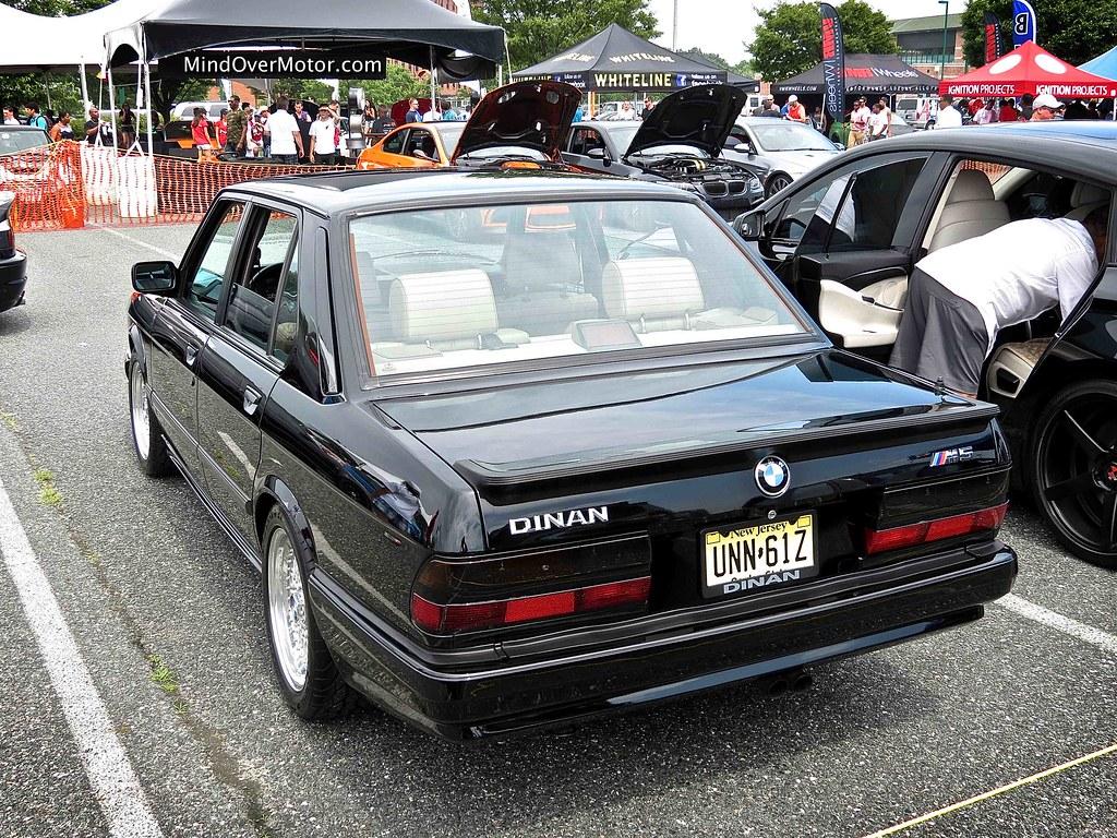 BMW E28 M5 by Dinan