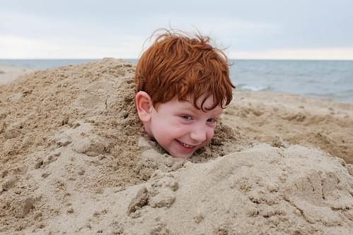 Head in the Sand (II)