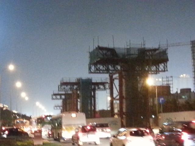 Macau LRT Construction