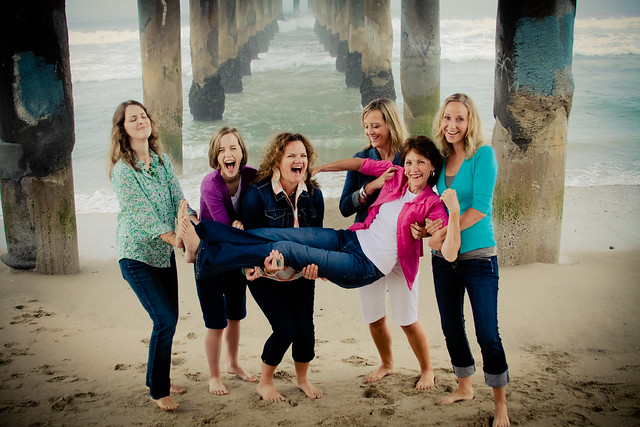 Manhattan Beach Family Photos