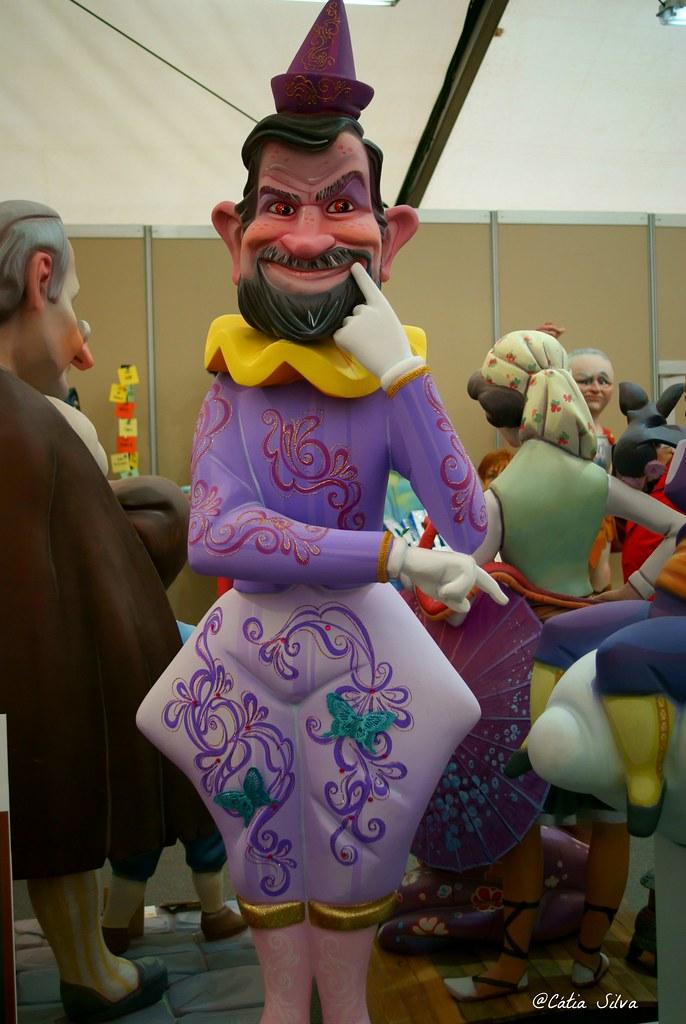 Fallas 2014 - Exposición del Ninot  (13)