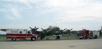 1424, 1442, and a B-17