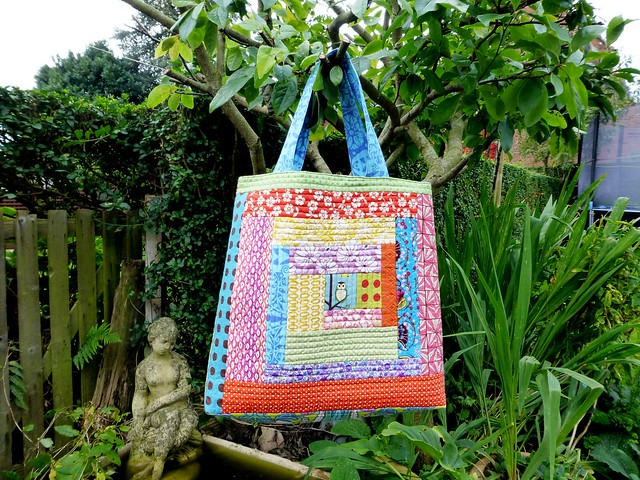 QAYG Shopping Bag class sample