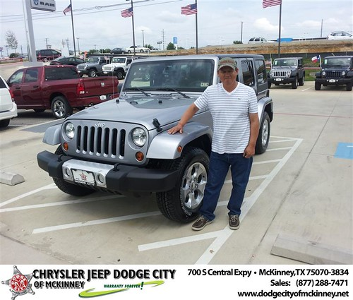 Happy Birthday to Nicolas Zamarron from Brent Villarreal  and everyone at Dodge City of McKinney! #BDay by Dodge City McKinney Texas