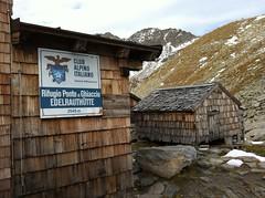 Edelrauthütte, Lappach, Tauferer Ahrntal