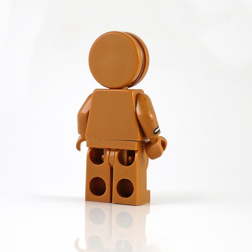 71002 LEGO Minifigures Series 11 06 Gingerbread Man 04