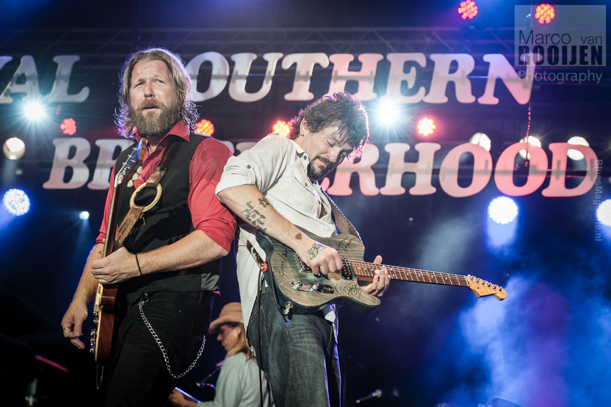 Royal Southern Brotherhood - Devon Allman & Mike Zito