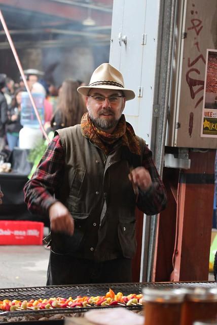 Chef Chris McDonald